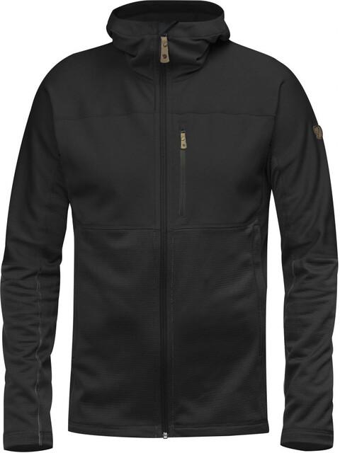 Fjällräven Abisko Trail Fleece Jacket Men black